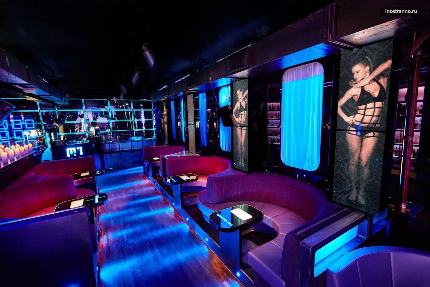 M1 Lounge Bar & Club Прага кальян