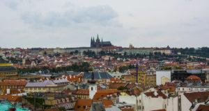 Полюбуемся Прагой со смотровой Новоместской Ратуши