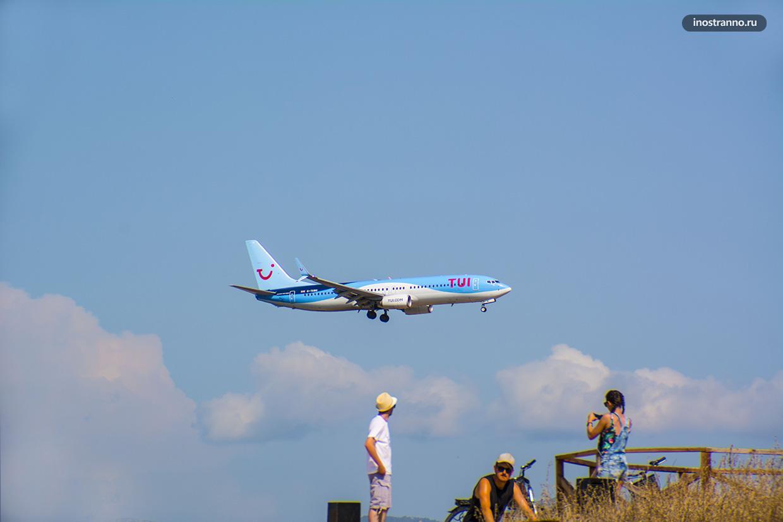 Фотографирование самолетов