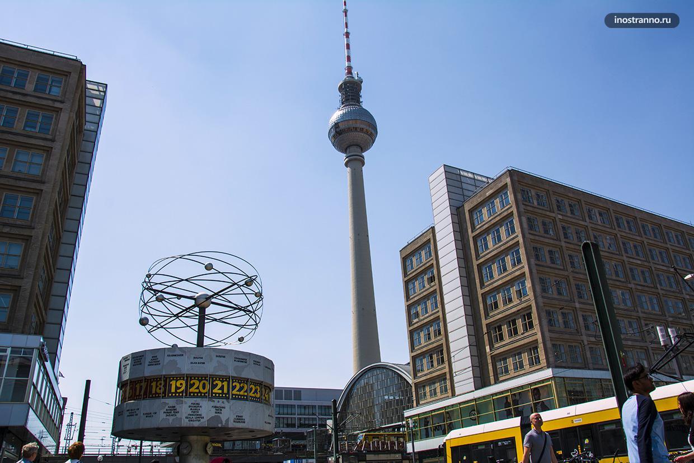 Экскурсия ежедневная прогулка по Берлину на русском языке
