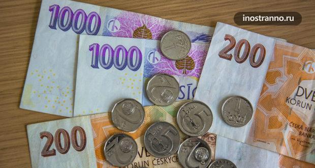 Про зарплаты чиновников в Чехии