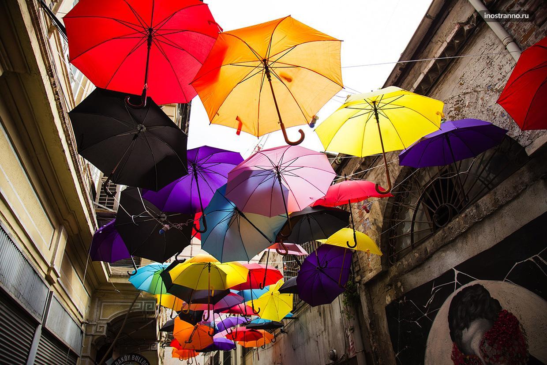 Днем рождения, красивые зонтики картинки