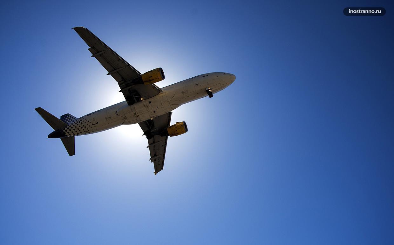 Шумы от самолетов и аэропортов