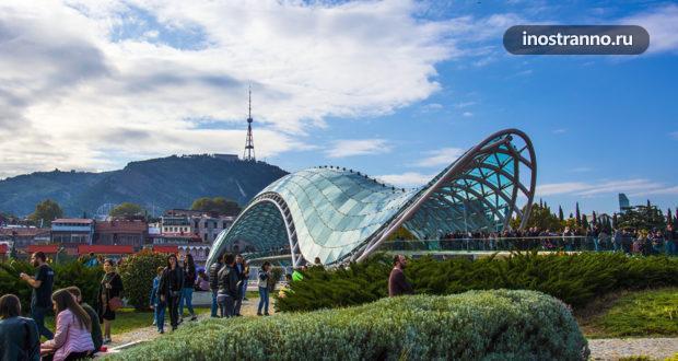 Экскурсия по Тбилиси с местным жителем