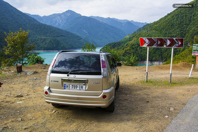 Аренда автомобиля в Грузии