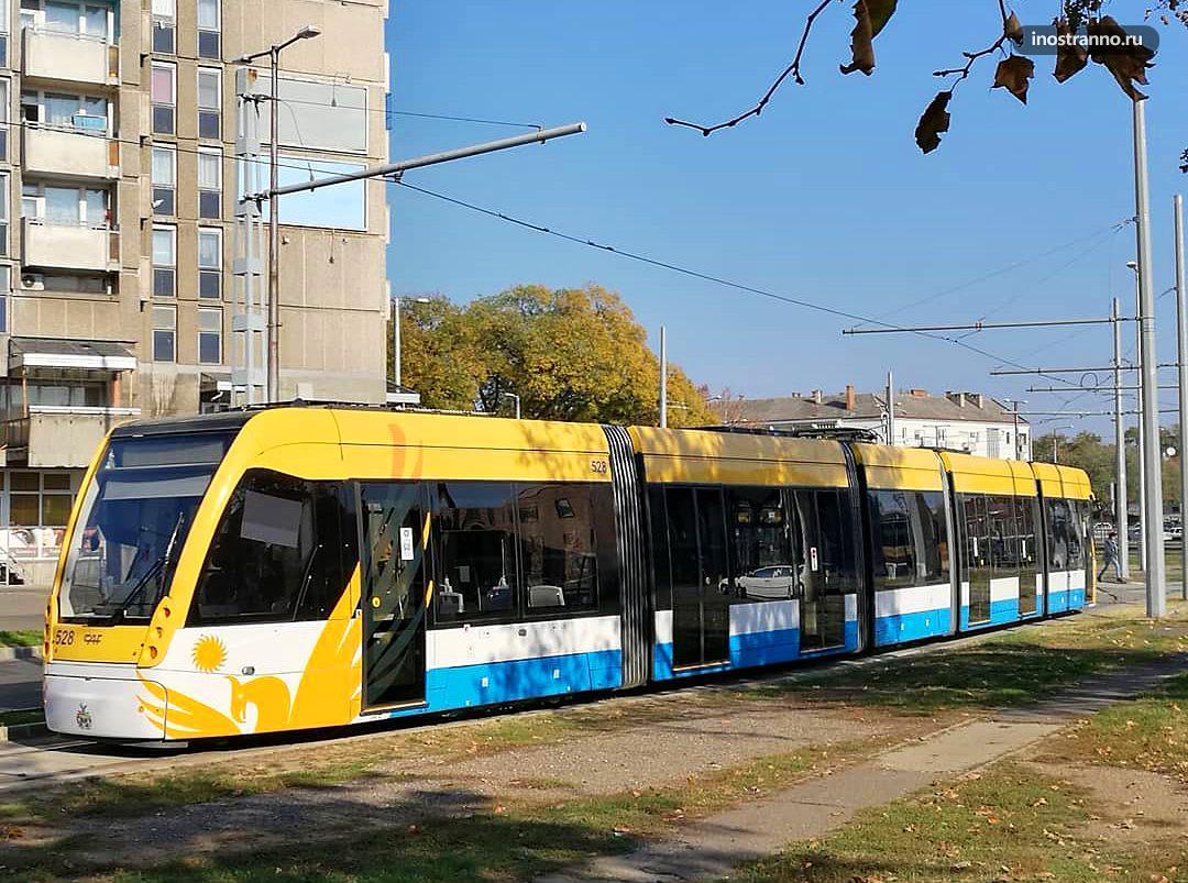 Трамвай Дебрецена