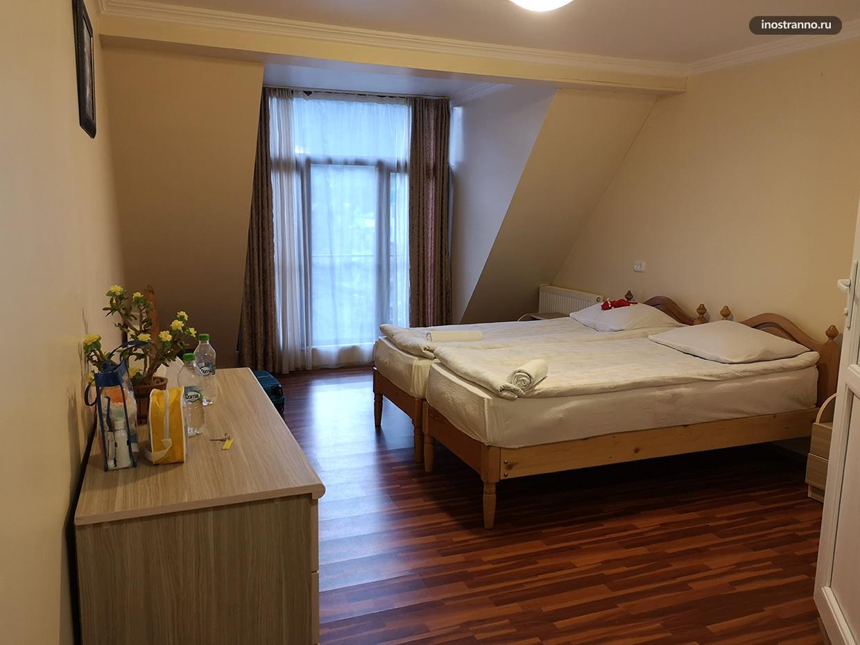 Mestiatour Guest House хороший чистый отель в Местии