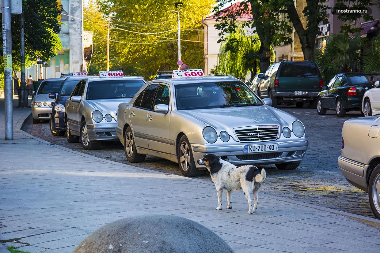 Такси в аэропорту Кутаиси