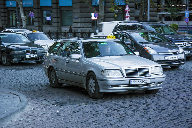 Такси в Тбилиси, трансфер из аэропорта