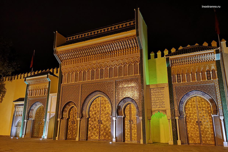 Запреты на фотосъемку в Марокко
