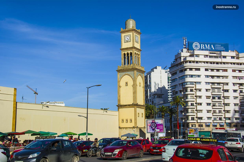 Исторический центр Касабланки