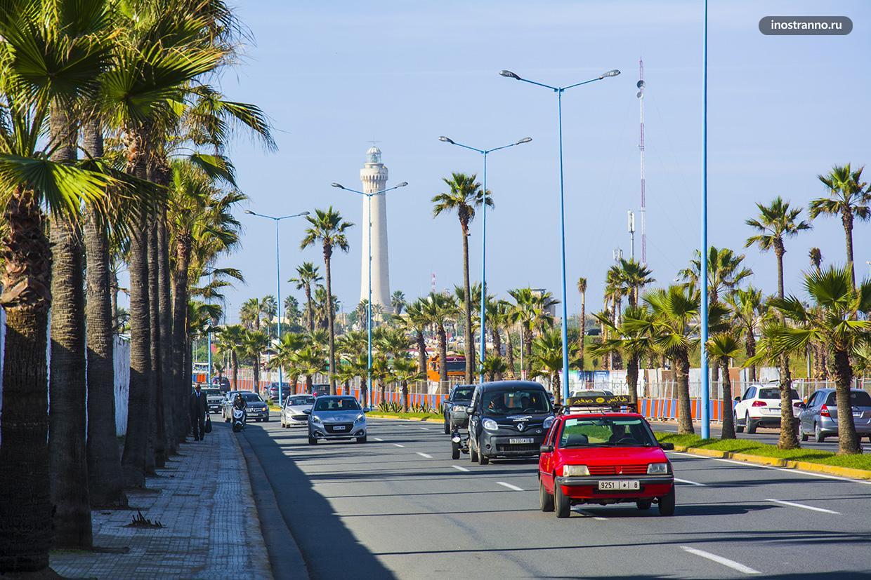 Маяк в Касабланке