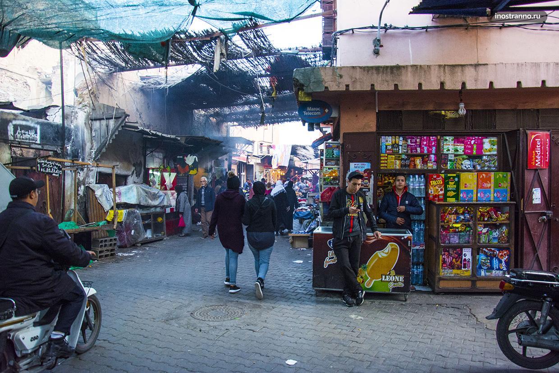 Марокканский рынок