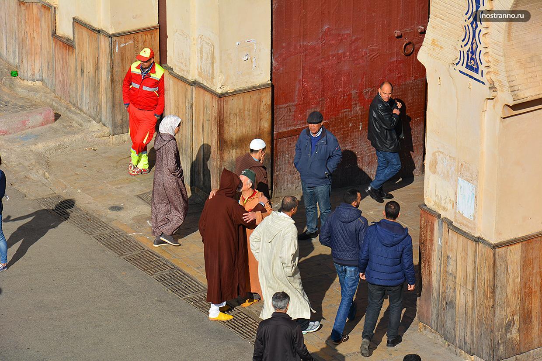 Марокко и гостеприимство