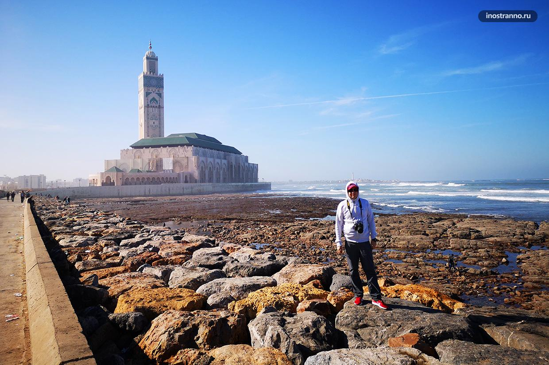 Мечеть в Касабланке