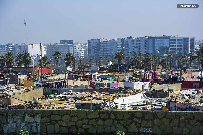 Нетуристические места Касабланки