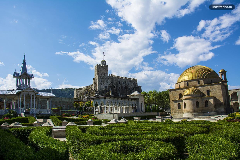 Крепость Рабат в Ахалцихе