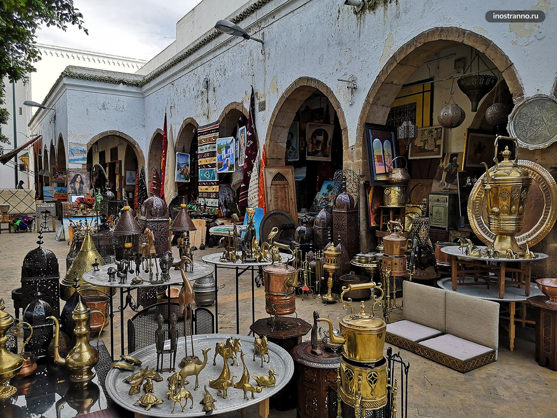 Сувениры в Касабланке