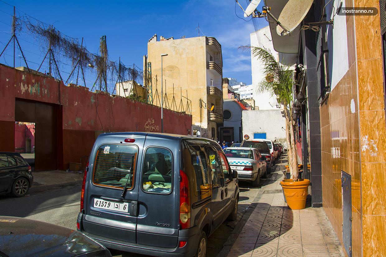 Улица в Касабланке