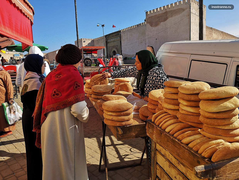 Арабский хлеб