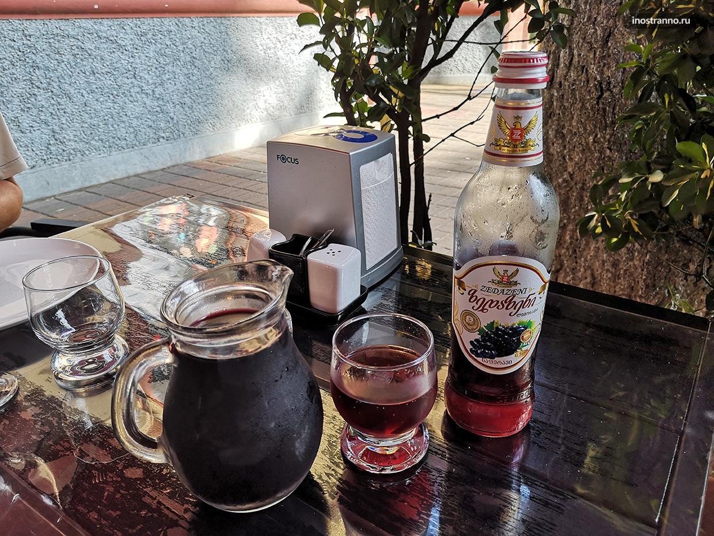 Кафе в Грузии