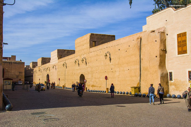 Исторический центр Марракеша