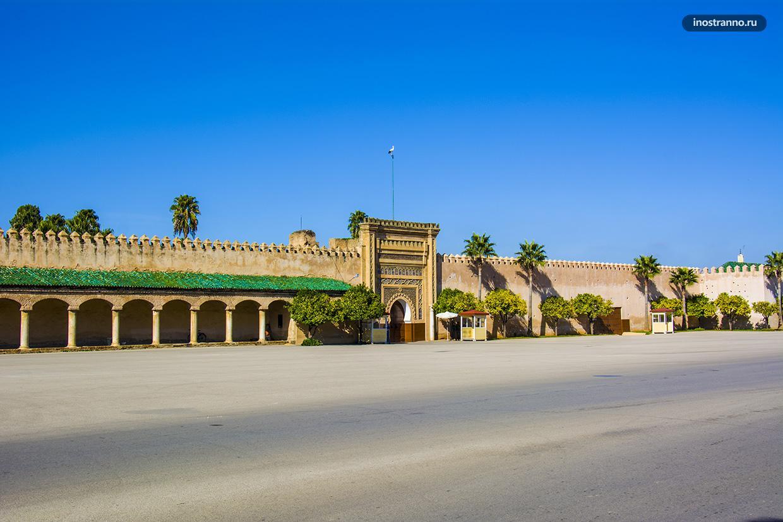 Мекнес в Марокко