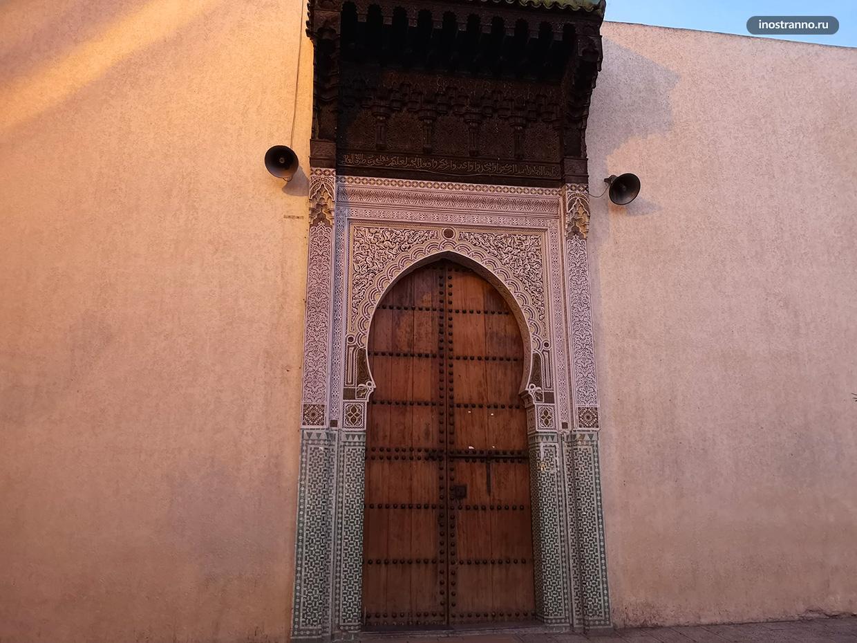 Дворец в Марокко