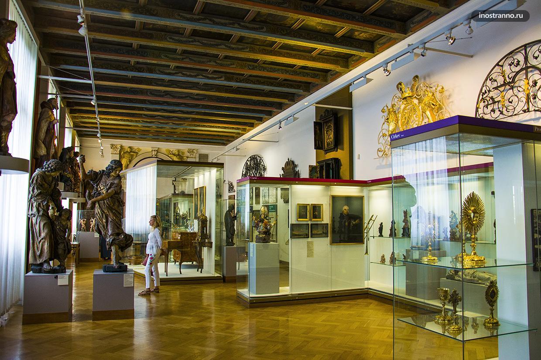 Музей в Праге сколько стоит вход