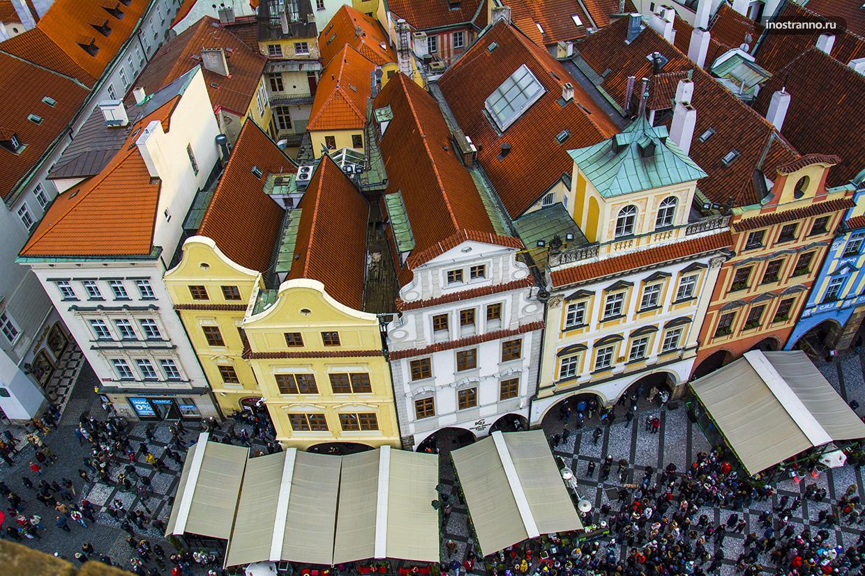 Староместская ратуша в Праге цена входа