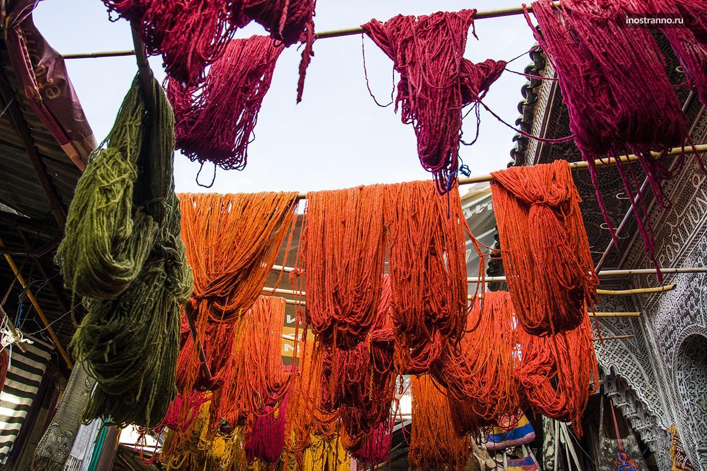 Краски Марокко