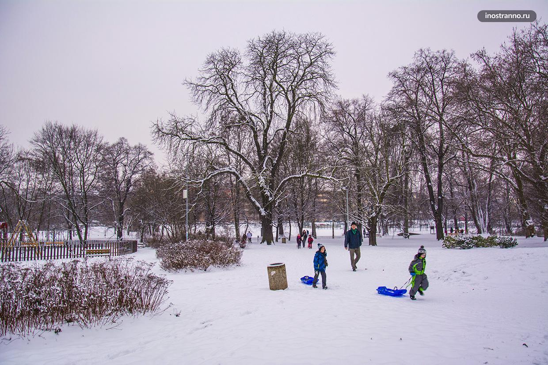 Прага в январе чем заняться