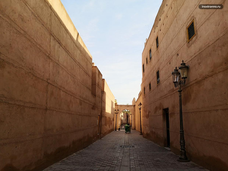 Настоящие улочки Марокко