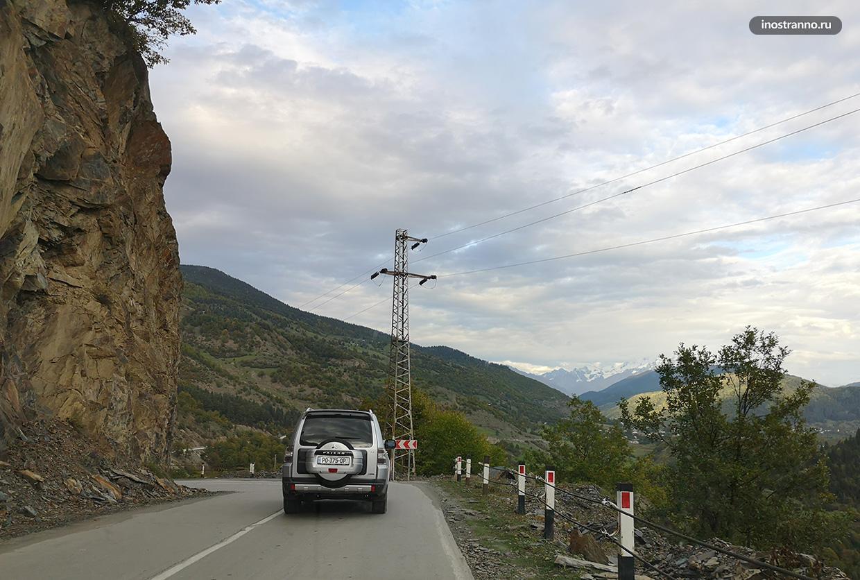 Что нужно знать о дорогах в Грузии