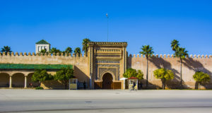 Заборы — визитная карточка Марокко