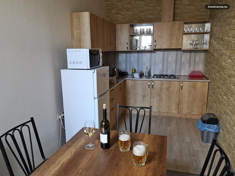 Аренда апартамента в Тбилиси