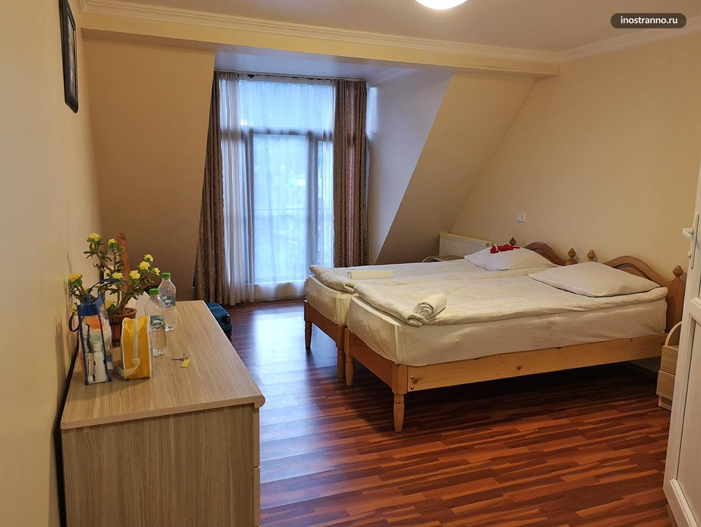 Отель в Местии