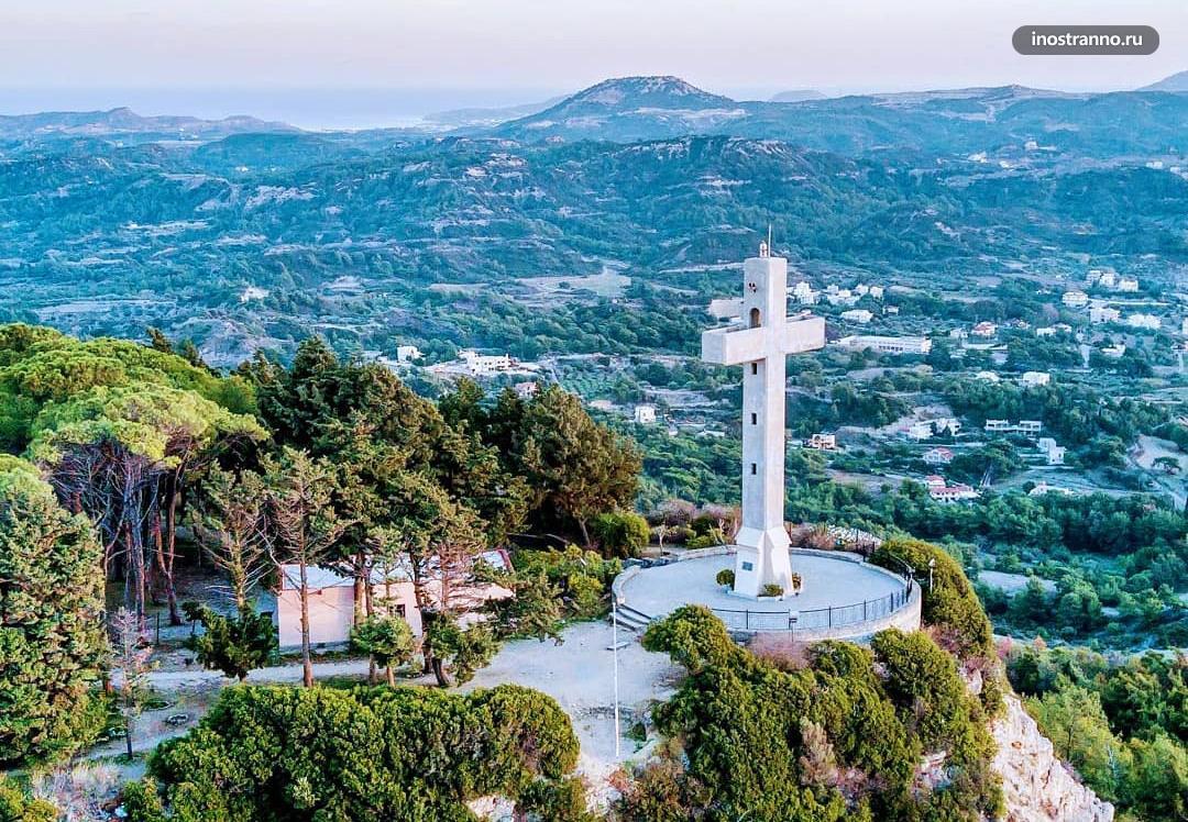 Гора и монастырь Филеримос