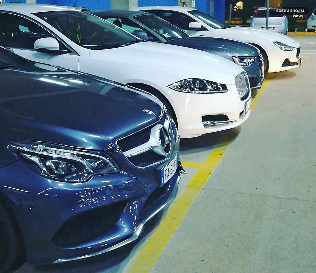 Сардиния аренда авто, аренда машины в аэропорту