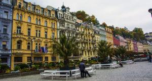 Каталог санаториев Карловых Вар с ценами 2020