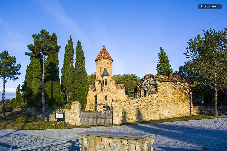 Монастырь Икалто в Грузии
