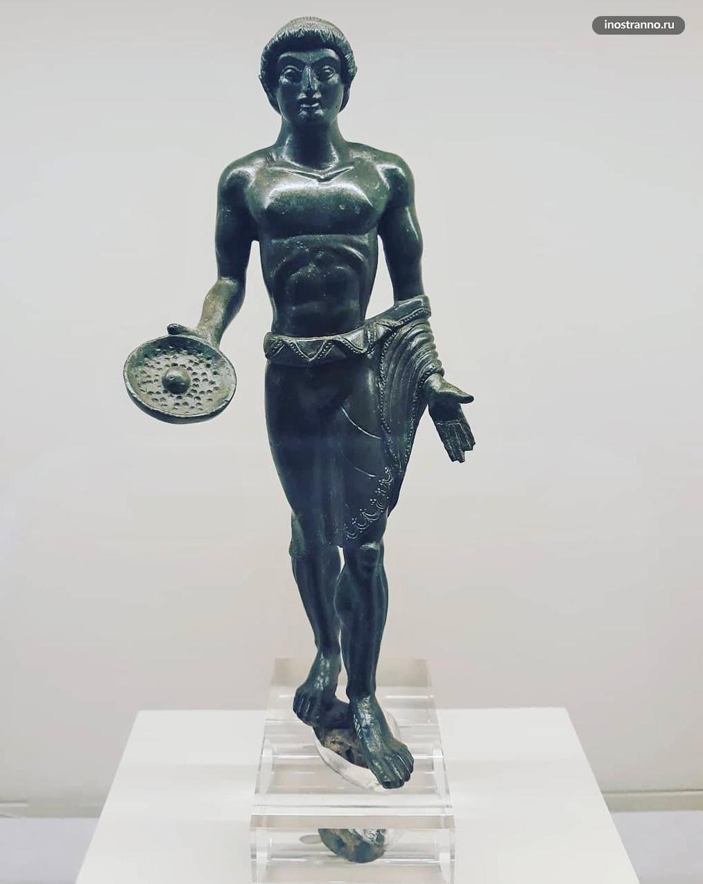 Археологический музей интересный музей в Болонье
