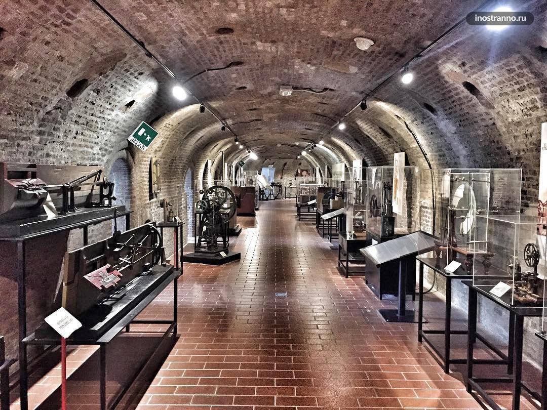 Индустриальный музей очень интересный в Болонье