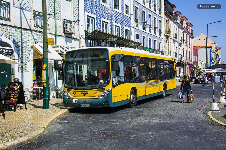 Автобус Лиссабона