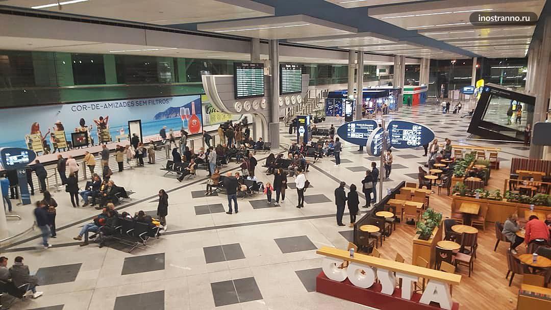 Международный аэропорт Порту имени Франсишку ди Са Карнейру