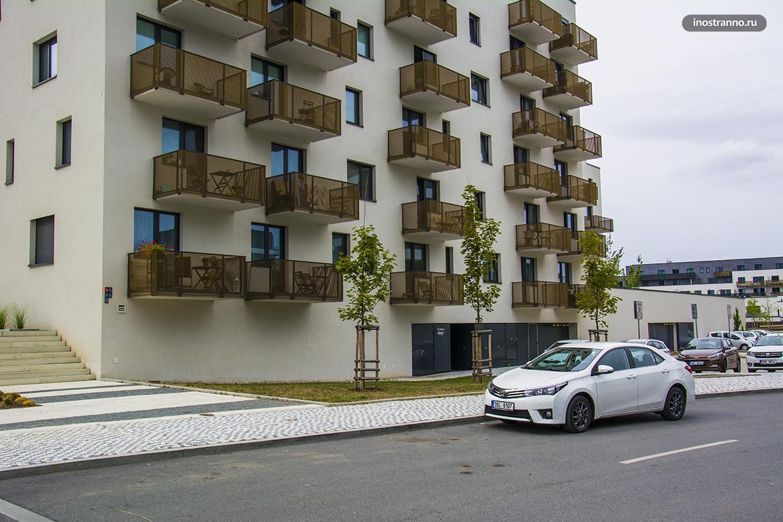 Цены на квартиры в Праге 2019
