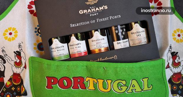 Что привезти из Португалии: сувениры и вкусняшки