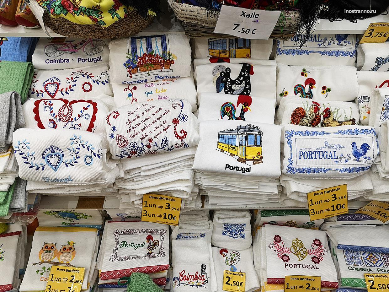 Португальский текстиль