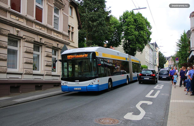 Автобусы Цюриха