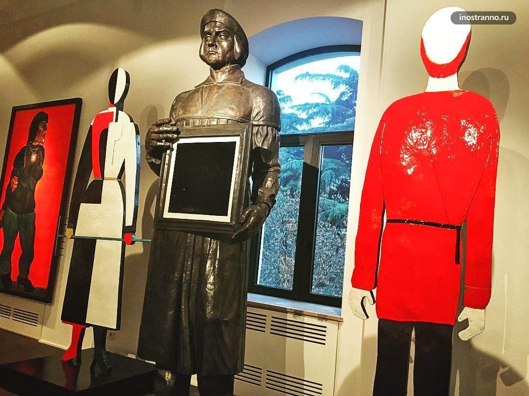 Музей современного искусства Зураба Церетели в Тбилиси